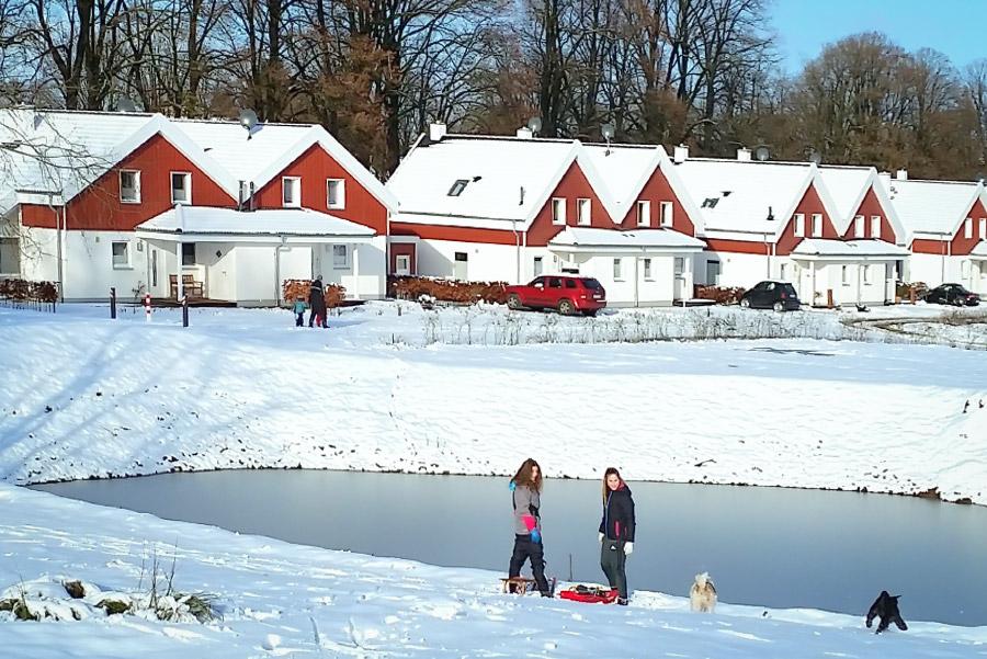 Frohe Weihnachten aus Nordhorn