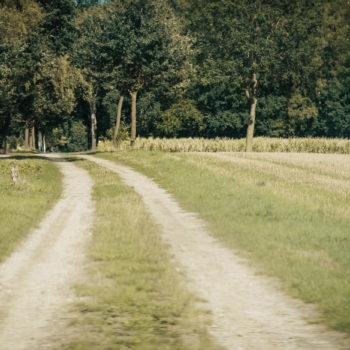 Mit dem Rad unterwegs in der Grafschaft