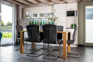 Küche Ferienhaus Nordhorn