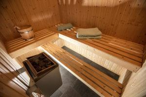 Sauna Ferienhaus Nordhorn