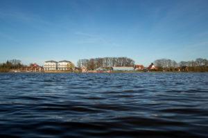 Der Vechtesee in Nordhorn