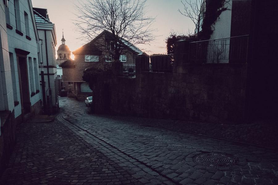 Die Stadt Bad Bentheim