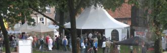 Kunstmarkt in Ootmarsum